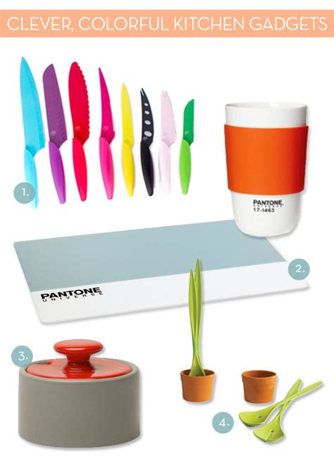 15 Clever, Colorful Kitchen Gadgets Under $30 » Curbly
