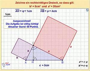 Rechtwinkliges Dreieck Berechnen Nur Eine Seite Gegeben : januar 2011 realmathwiki ~ Themetempest.com Abrechnung