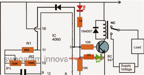 How Make Incubator Timer Circuit Egg Incubation