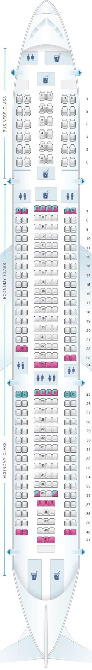siege boeing 777 plan de cabine egyptair airbus a330 300 seatmaestro fr