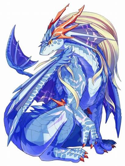 Icicle Transparent Dragon Mystic Pixels Wiz Rpg