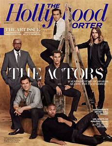 Matthew McConaughey, Jake Gyllenhaal at Awards Roundtable ...