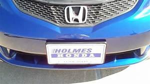 2011 Honda Fit Sport Manual Transmission