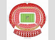Wanda Metropolitano ticket categories Football Tickets