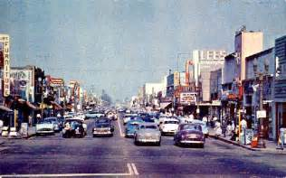 Compton California 1950