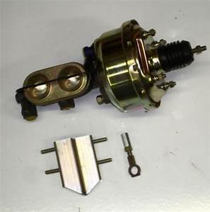 Details about 1964 1965 1966 Ford Mustang power brake booster dual bowl For auto transmission ...