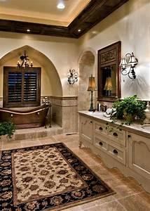 Tuscan, Bathroom, Design, Ideas