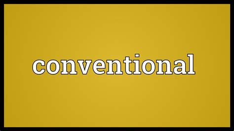 Meaning In by Conventional Meaning