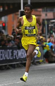 Haile Gebrselassie in Great City Games 10 of 17 - Zimbio