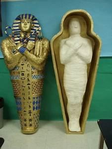 Guest Post U2019 Paper Mache Mummy And Sarcophagus U2019 Ultimate