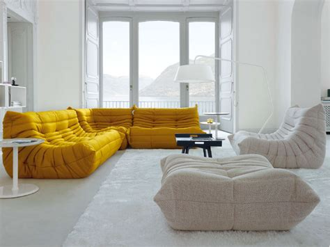 canapes ligne roset togo canapé composable by ligne roset design michel ducaroy