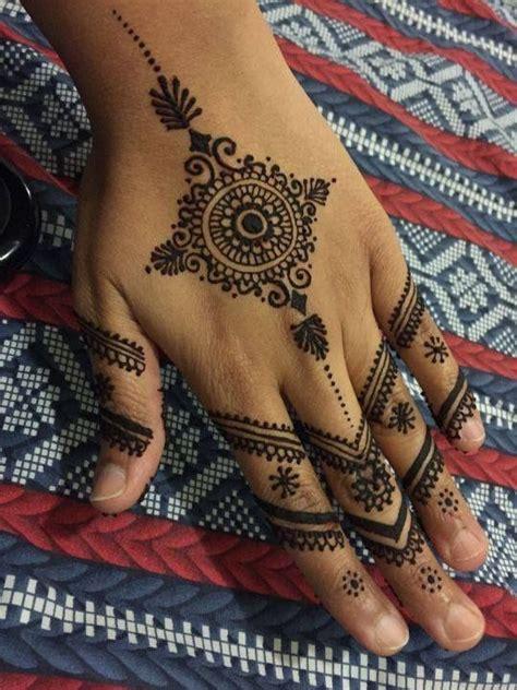 henna hand tattoos ideas  pinterest henna
