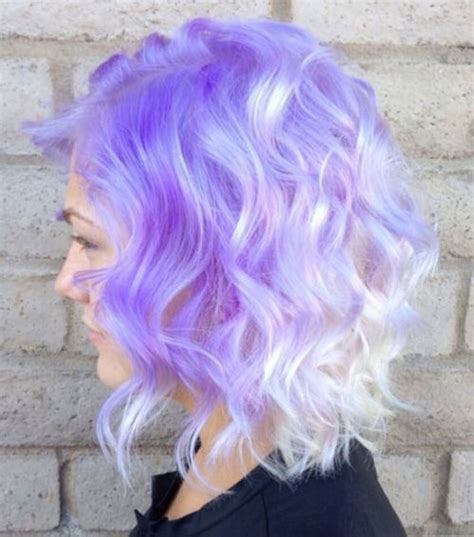 Pastel Purple Hair On Tumblr