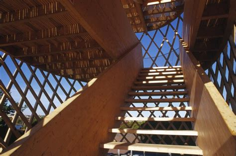 Stairs to the roof — egopo classic theater at the latvian society. Kupla - Helsinki Zoo Lookout Tower | Lookout tower ...