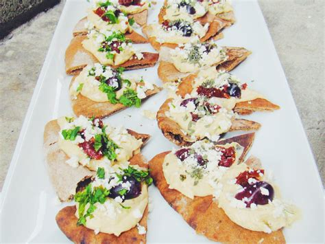 what does canape mediterranean hummus canapé ev 39 s eats