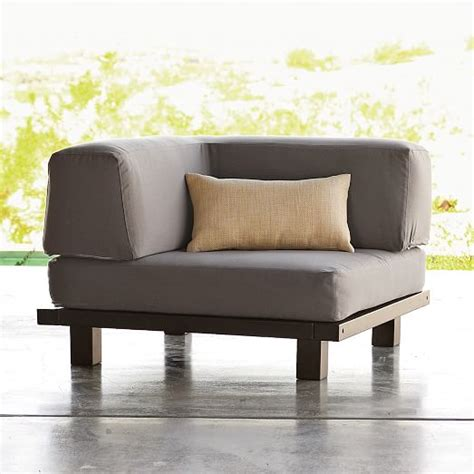 West Elm Tillary Sofa Outdoor by Tillary 174 Outdoor Modular Seating Cushion Covers West Elm