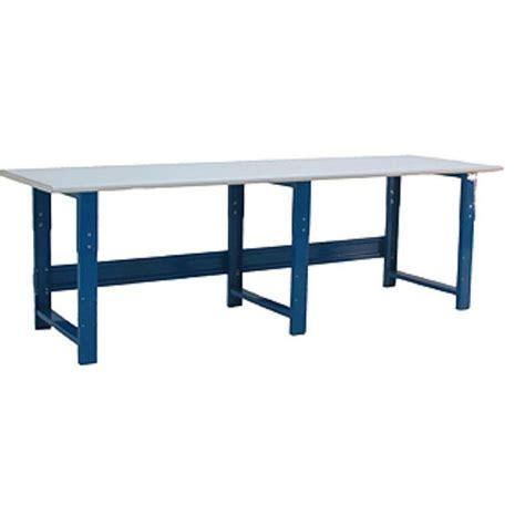 adjustable laminate top workbench  bizchaircom