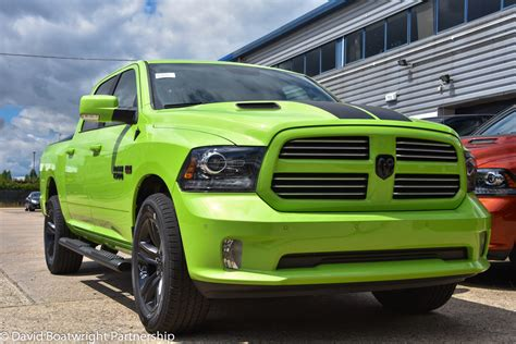 ram sport sublime limited edition david
