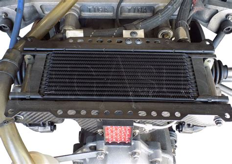 Choosing And Using Engine Oil Coolers