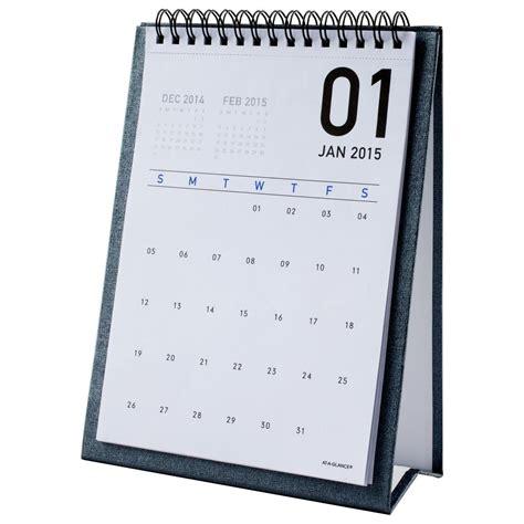 desktop easel easel calendar standing calendar monthly