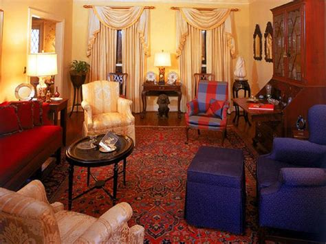 Persian Style Home Decorating Ideas  Crib  Living Room