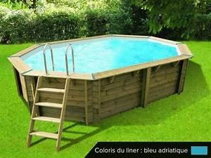Piscine Bois Ubbink : piscine bois hors sol ubbink sunbay pas cher livraison ~ Mglfilm.com Idées de Décoration