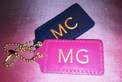 social media stocking stuffers coachs monogrammed hang