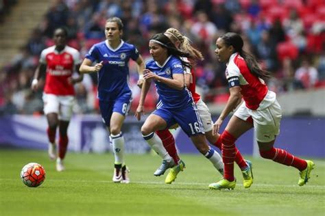 Arsenal vs Chelsea live score and goal updates from Women ...