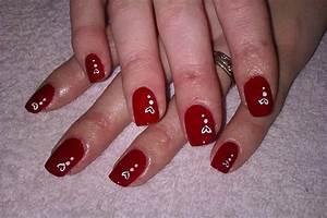 Beautiful wedding nail art designs