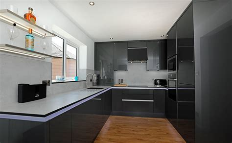 Mr & Mrs Scott   Design Works Kitchens