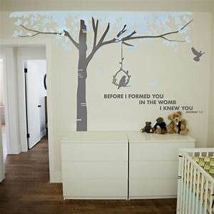 decoration chambre bebe stickers With affiche chambre bébé avec tapis pour dos