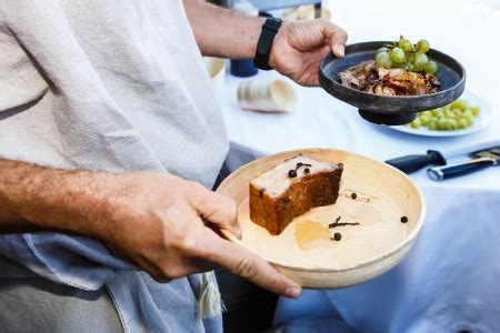 cuisine romaine agapes romaines au des tourelles