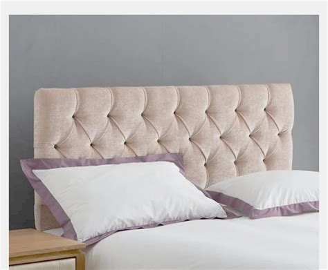 Uk King Size Headboards by Cloud Fabric Headboard Just Headboards