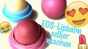 Lippenbalsam Selber Machen : diy eos selber machen diy lipbalm lippenbalsam deutsch by gossipgold youtube ~ Eleganceandgraceweddings.com Haus und Dekorationen