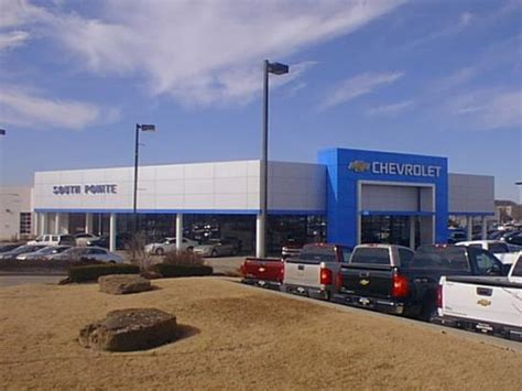 South Pointe Chevrolet  Tulsa, Ok 74133 Car Dealership
