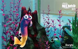 Gurgle - Pixar Wiki - Disney Pixar Animation Studios
