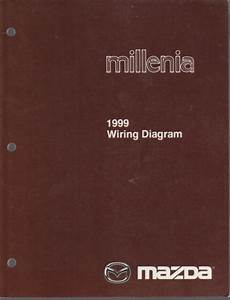 1999 Mazda Millenia Factory Wiring Diagram Electrical Shop