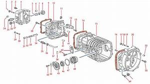 Diagram 14l Vw Vanagon Air Cooled    Housings
