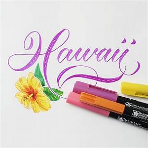 1000 images about lettering inspiration on pinterest With koi brush pen lettering