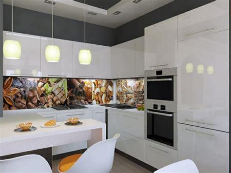 Wandgestaltung Küche Beispiele by Tolle Wandgestaltung Ideen F 252 R Die K 252 Che Das Wohn Und