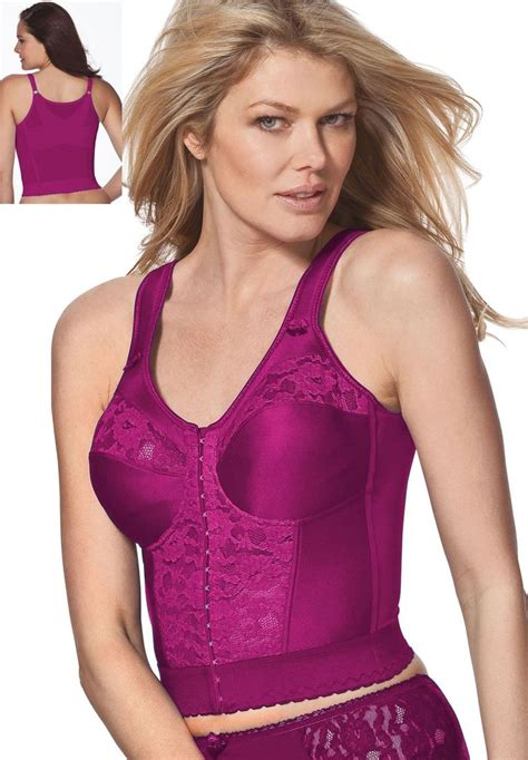 plus size comfort bra 12 best longline bras images on girdles