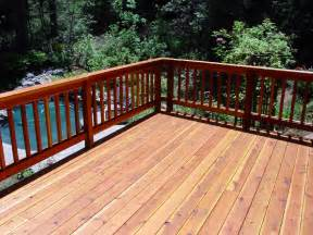 Red Wood Decking by Redwood Decking Gtown Lumber And Supply