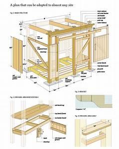 free outdoor shower wood plans DIY Pinterest Woods