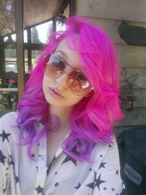 Best 25 Faded Purple Hair Ideas On Pinterest Blonde