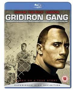 Gridiron Gang Blu Ray Zavvicom