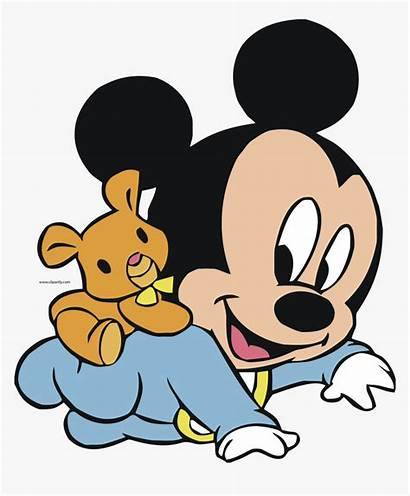 Mickey Mouse Clipart Bebe Transparent Pinclipart Disney