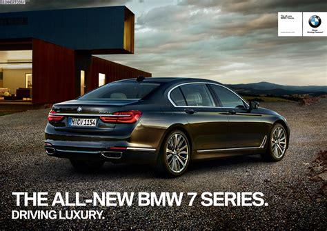 bmw ads 2016 future of luxury die werbe kagne zum bmw 7er 2015