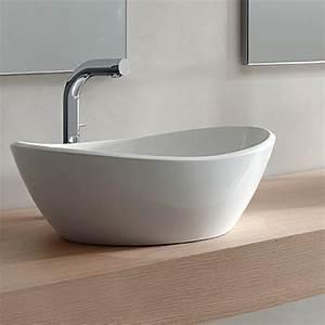 Vasque En Pierre Pas Cher : vasque a poser pas cher maison design ~ Edinachiropracticcenter.com Idées de Décoration