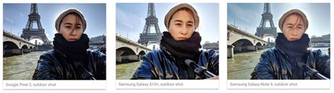 Samsung Selfie by Samsung Galaxy S10 Demolish The Competition In Dxomark S
