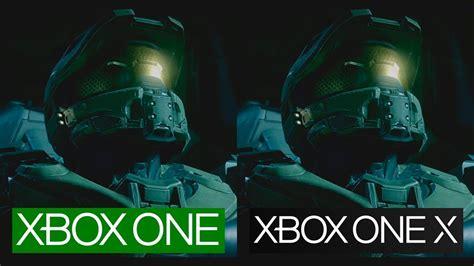 Kaos One Graphic 5 halo 5 xbox one x vs xbox one 4k graphics comparison